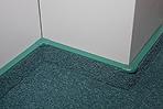 Listwa dywanowa ożebrowana